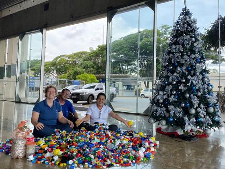 Grupo arrecada 10 mil tampinhas para Hospital de Amor em Barretos