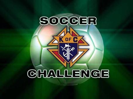 KofC Soccer Challenge is Back!