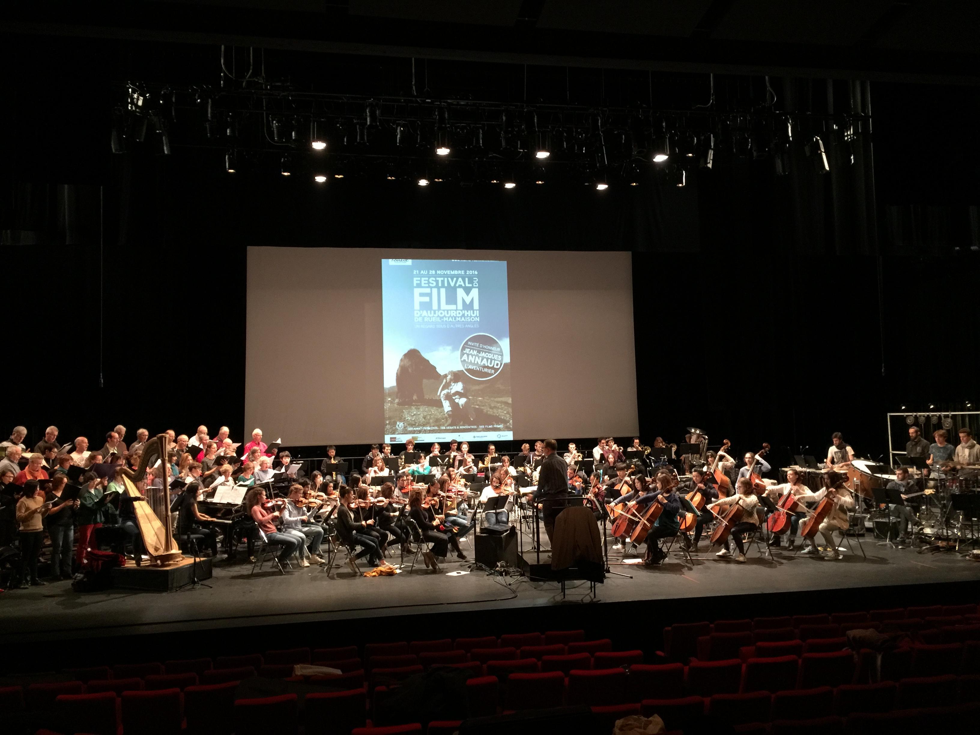 Orchestre du CRR de Rueil Malmaison