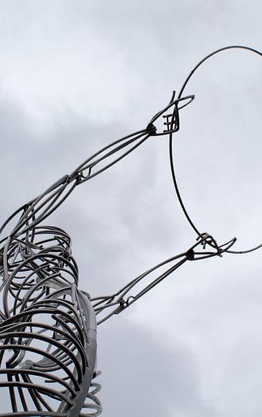 Cercle Sculpture