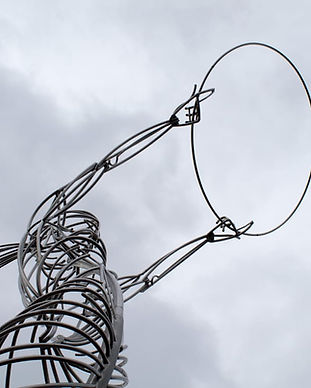 skulptur Circle