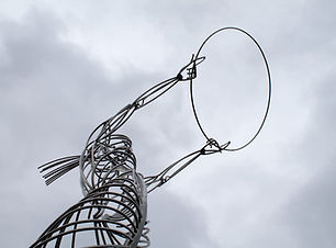 Скульптура Круг