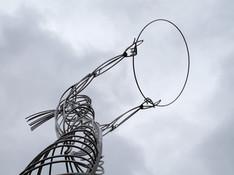 Skulptur Kreis