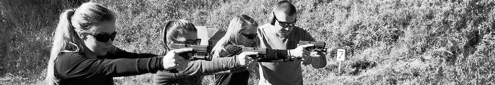 Concealed weapons training in St Augustine