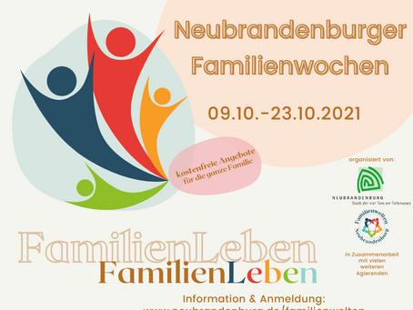 Neubrandenburger Familienwochen