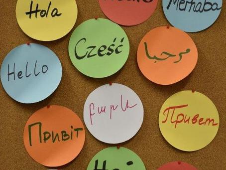 """Online-Seminar für Eltern """"Mehrsprachig aufwachsen"""""""