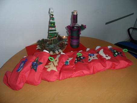 Weihnachtliche Grüße von den Griffbereit-Gruppen