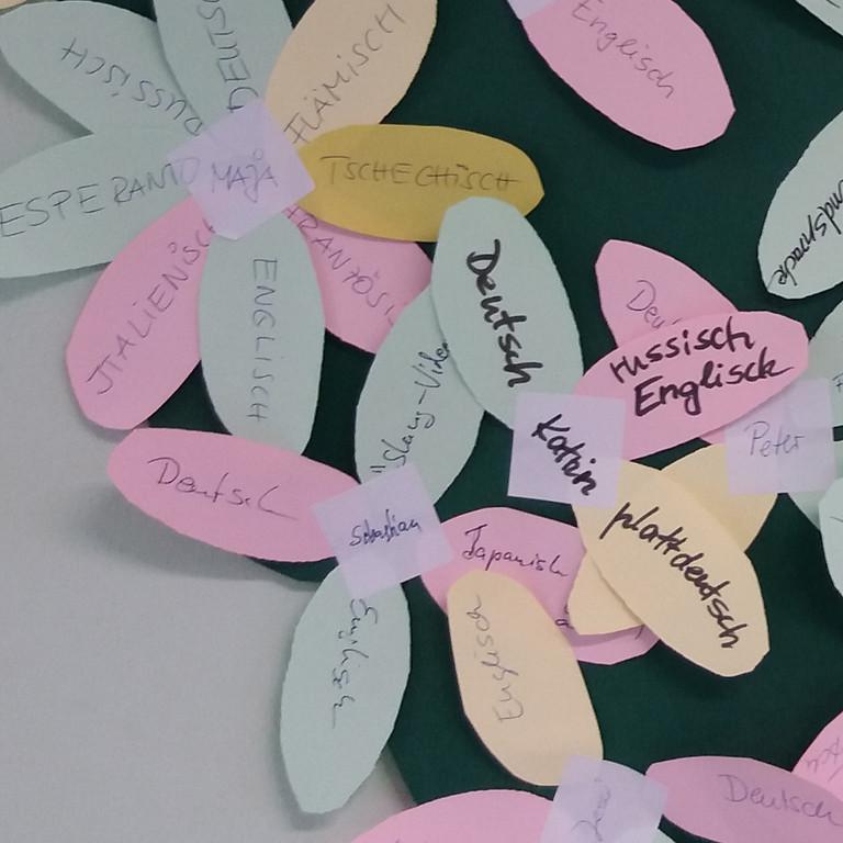 Gelebte Sprachenvielfalt