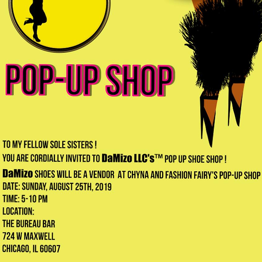 Pop Up Shoe Shop