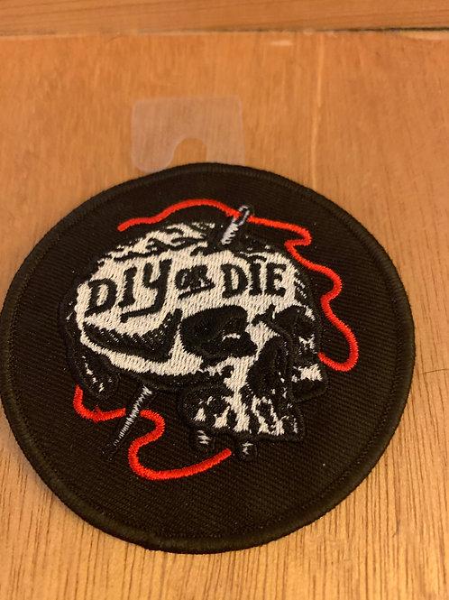 DIY or Die Iron on Patch