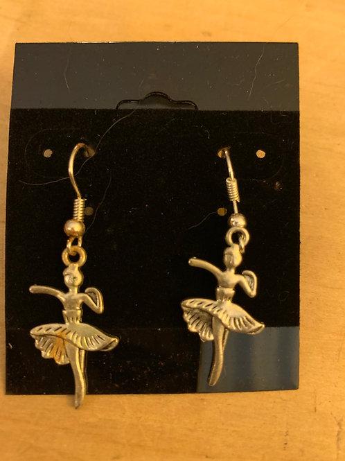 Ballerina Earrings