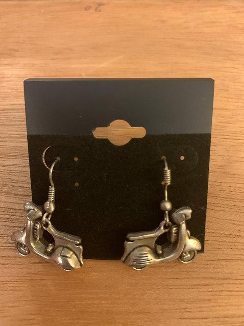 Vespa Earrings