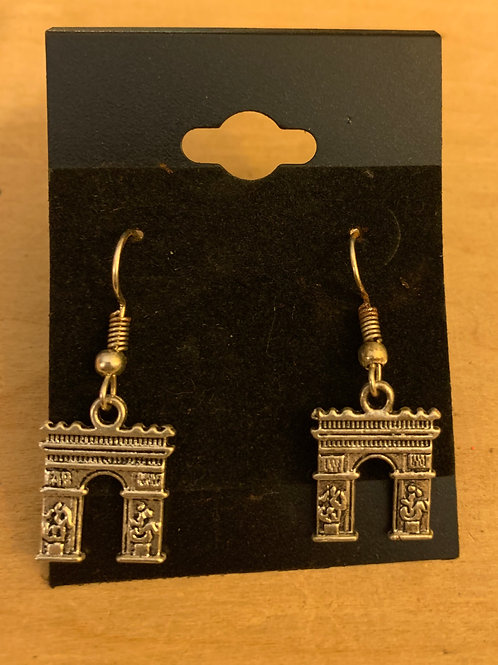 Arc de Triumph Earrings