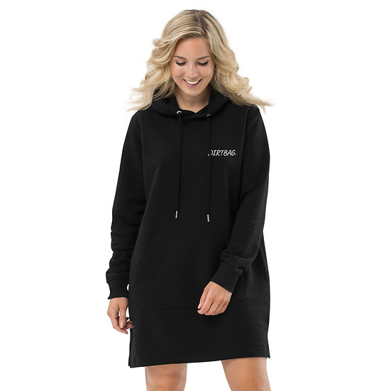 Dirtbag Hoodie Dress