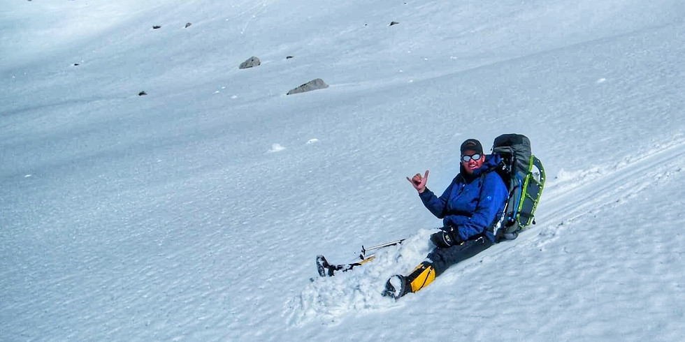 THRU-r SAFETY SERIES: STEEP SNOW HIKING WITH NED TIBBITS