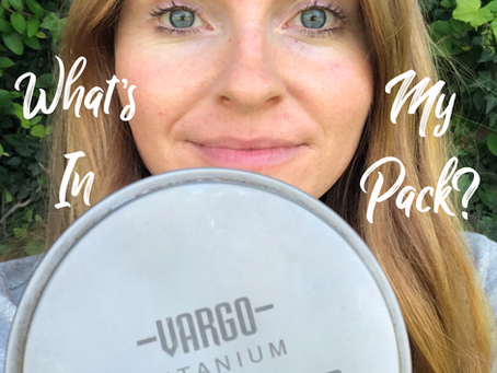 WHAT'S IN MY PACK? VARGO TITANIUM BOT - 700