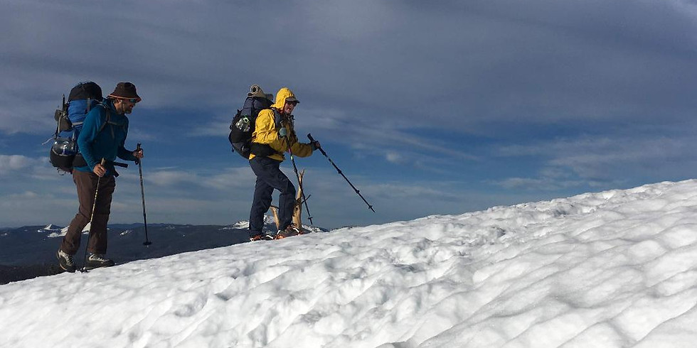 THRU-r SAFETY SERIES: OVER-SNOW NAVIGATION SKILLS WITH NED TIBBITS