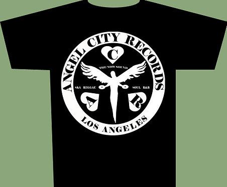 Angel City Records T SHIRT