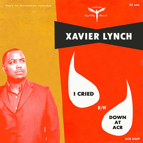 "Xavier Lynch ""I cried"" ACR 0009"