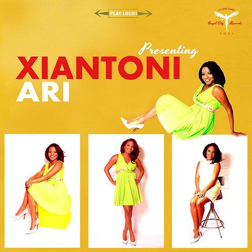 """Presenting"" Xiantoni Ari CD"