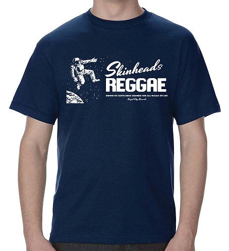 Angel City Records SKINHEADS REGGAE T-Shirt