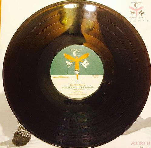 Introducing Jackie Mendez 10 inch Vinyl EP