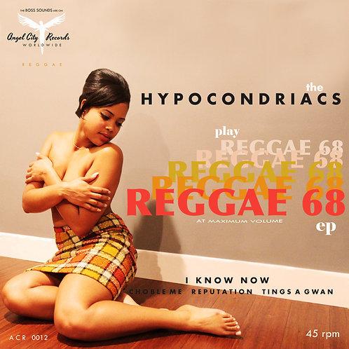 """The Hypocondriacs """"Reggae68"""""""