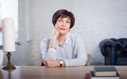 Фотосессия деловой женщины