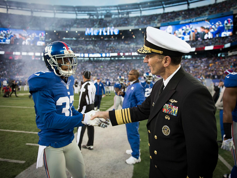 How Marketers Are Honouring The Military This Year