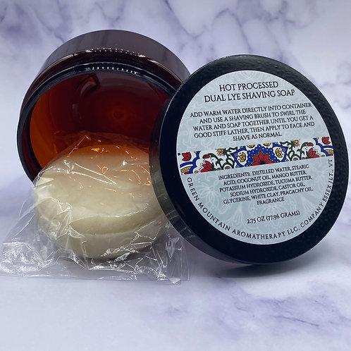 Dual Hot Processed Shaving Soap