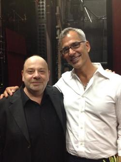 With Jerry Mitchell, Vienna 2013