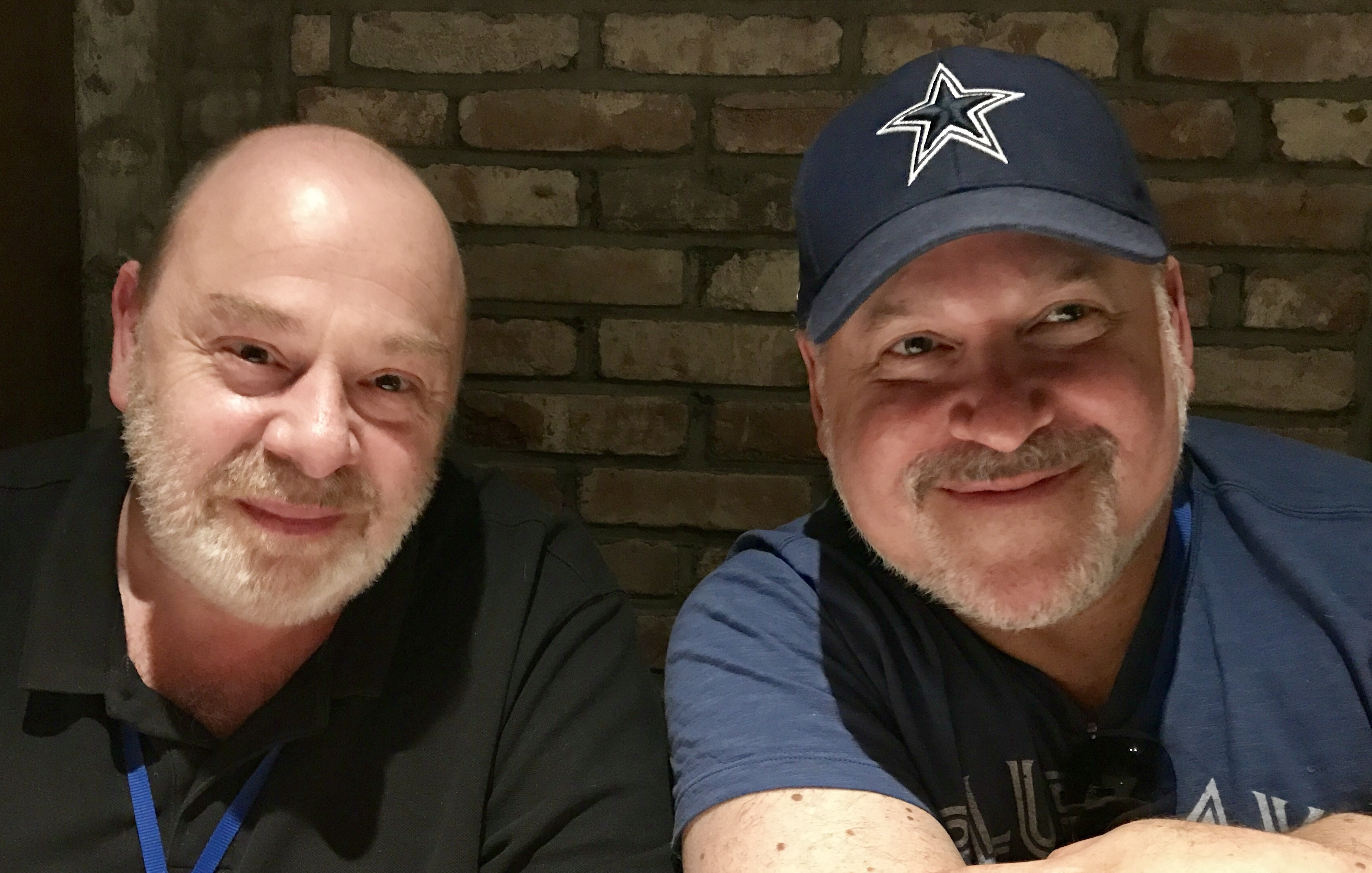 With Frank Wildhorn in Korea 2017