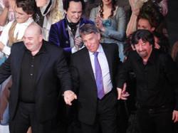 With Stephen Schwartz & Trevor Nunn
