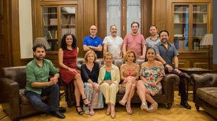 Reunión de Junta Directiva 2017 - España