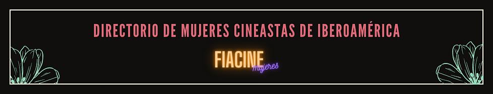 directorio de mujeres cineastas de ibero
