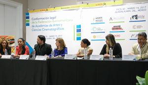 Reunión Junta Directiva 2017 - Guadalajara, México.