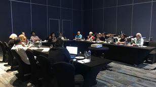 Reunión de Junta Directiva 2018 - México
