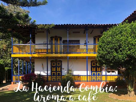Visita a una finca cafetera en el Eje Cafetero - Hacienda Combia