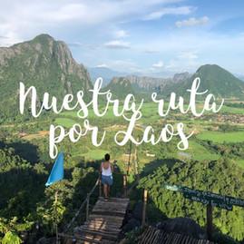 Ruta por Laos en 18 días