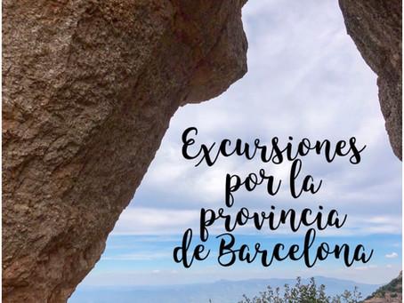 Excursiones por la provincia de Barcelona