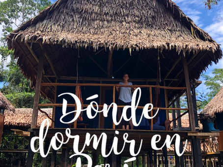 Dónde alojarse en Perú - Nuestros hoteles