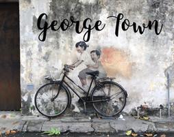 Qué ver en George Town y alrededores (Malasia)