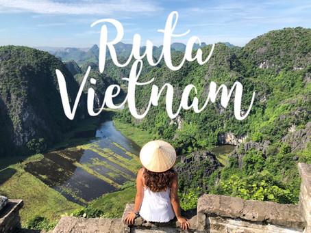 Ruta de 14 días por Vietnam