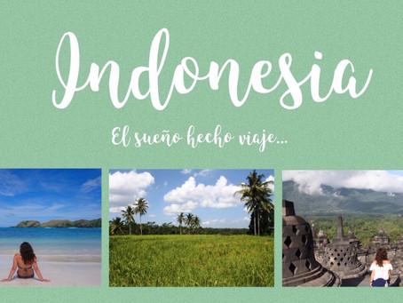 INDONESIA... Un sueño hecho viaje!