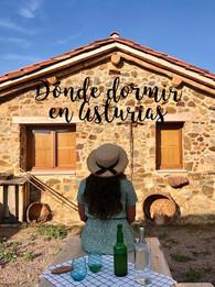 Dónde dormir en Asturias