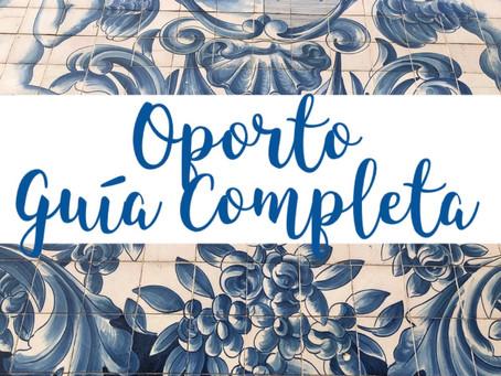 Oporto: Guía completa