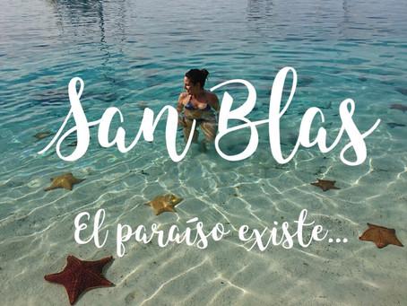 San Blas... El paraíso existe!