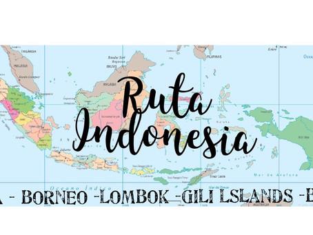 19 días de ruta por Indonesia