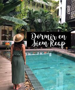 Dormir en Siem Reap - Hotel The Aviary