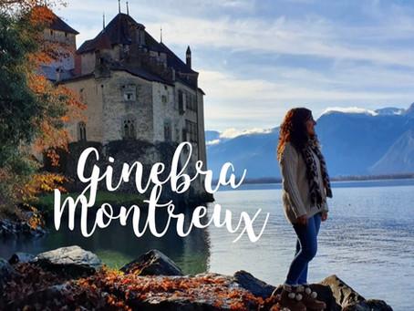 Ginebra y Montreux